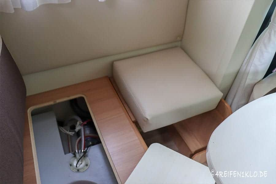 Sitzbank Dinette Ahorn Canada AE